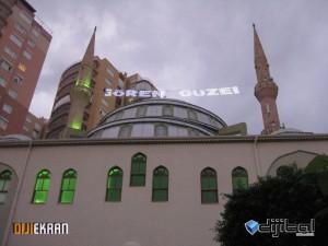 Antalya Osmangazi Camii