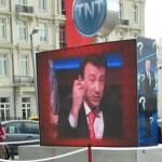 TNT TV Meydan LED Ekran Uygulaması